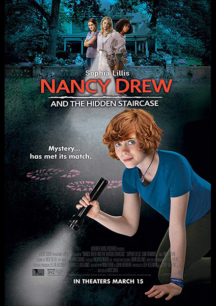 Katt Shea, Director, Nancy Drew 2019, Warner Brothers